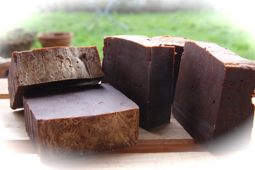 Savons chocolat-épices